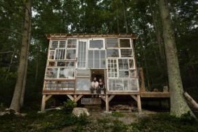 [video] DIY huis vanglas