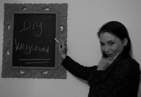 DIY Krijtbord