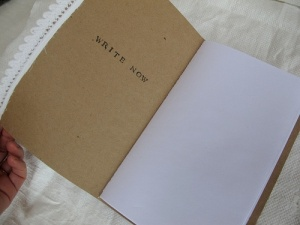 DIY notitieboek