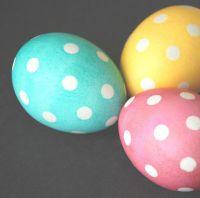 paas eieren decoreren