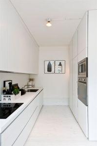 moderne keuken wit