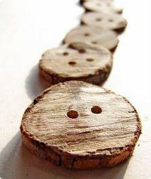houten knoper