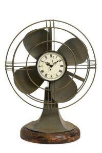 oude fan klok