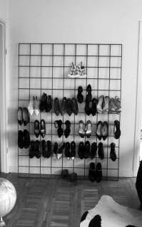origineel schoenenrek