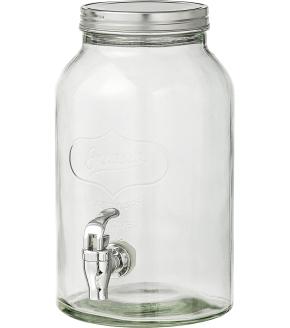 Budgetvondst; limonadetap