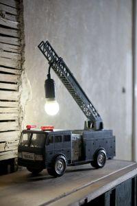 lamp brandweerauto